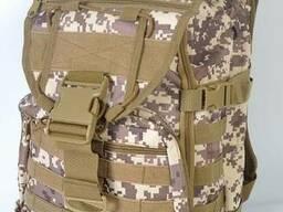 Камуфляжный тактический рюкзак на Пиксель болото