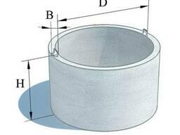 Канализационное кольцо КС-20. 9