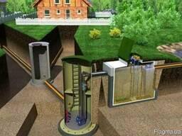 Канализационные емкости и насосные станции, производство