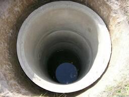 Канализационные ямы, сливные ямы, выгребные ямы, септики