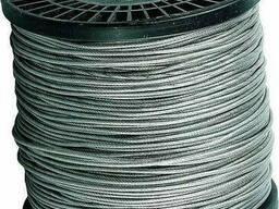 Канат стальной диаметром 8.3 мм ГОСТ 2688-80