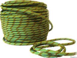 Канат полипропиленовый плетеный 14 мм