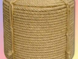 Канат сизалевый тросовой свивки ГОСТ 30055-93 д. 6 мм