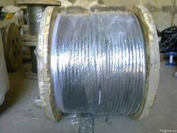 Канат стальной 16,5 ГВН-180 ГОСТ 2688-80 в Крыму