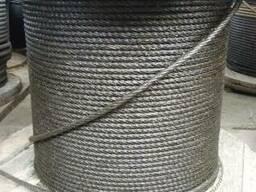 Канат стальной 10, 5мм ГЛ ГОСТ 3077-80