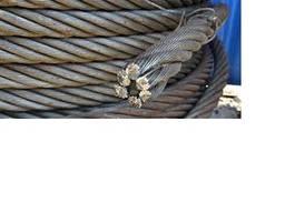 Канат, трос стальной б/п 16. 0 мм, ГОСТ 7665-80, купить, цена
