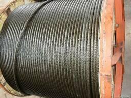 Канат (Трос) стальной ГОСТ 2688-80 Диаметр 13,0 мм