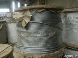Канат (Трос) стальной ГОСТ 2688-80 Диаметр 4,5 мм