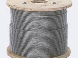 Канат (трос) стальной ИСО 2408