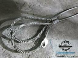 Строп канатный СКП (УСК1) 1,2т 1-20м