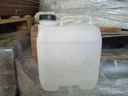 Каністра канистра ємність емкость 5 л. харчова з під ферментів