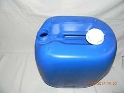 Канистра пластиковая синяя 25, 30 литров