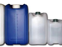 Канистры пластиковые 1, 5, 10, 20 л