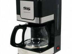 Капельная кофеварка DSP Kafe Filter KA-3024 Черная (300468)