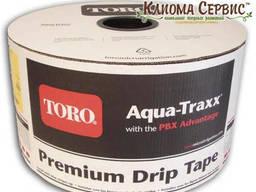 Капельная лента Aqua-traxx (Toro), 8 mil в бухте 2226 м.