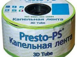 Капельная лента Presto-PS 3D Tube (20см) 1000м