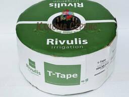 Капельная лента T-Tape 6mil-10 см (3050м) Rivulls (США)