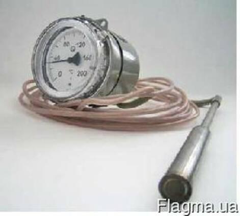 Капилляр к термометрам гибкий ТКП-100, ТГП-100, ТГС-711, 712