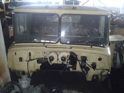 Капитальный ремонт автомобиля КрАЗ