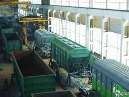 Капитальный ремонт грузовых вагонов