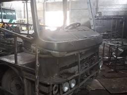Капитальный кузовной ремонт автобусов I-VAN