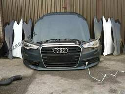 Капот бампер крыло фара левая правая Audi A6 С5 С6 разборка