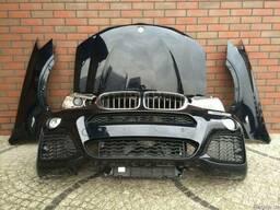 Б/у автозапчасти на BMW БМВ X4 авторазборка