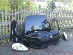 Капот бампер крыло фары Fiat Grande Punto 05-14 б\у