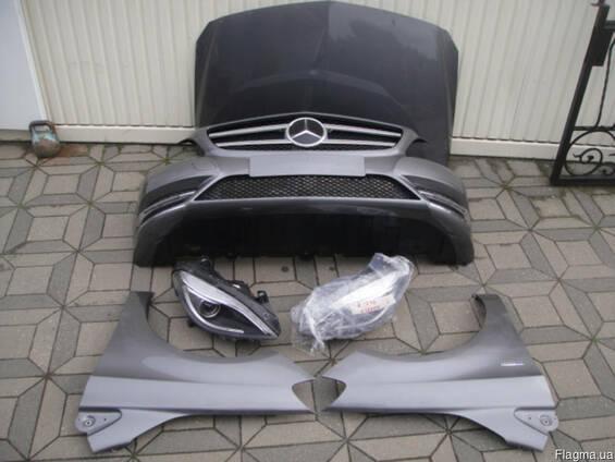 Капот Бампер Крыло Фары Mercedes W246 11-14