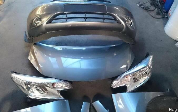 Капот бампер крыло фары Nissan Note 13-14 б\у
