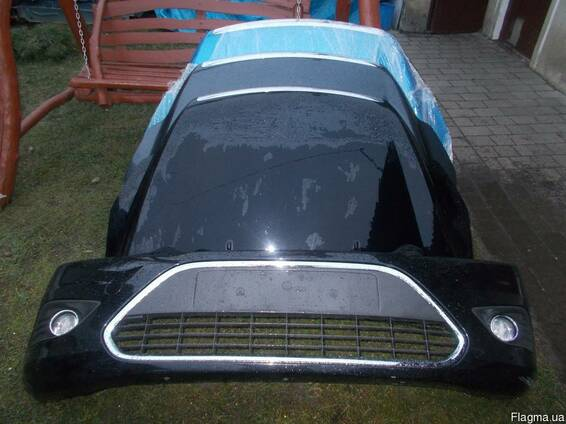 Капот Ford Focus MK2 08-11