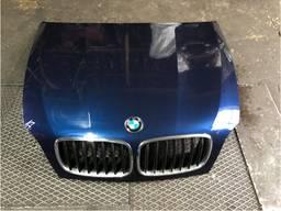 Капот (крышка двигателя) BMW X5 E70.