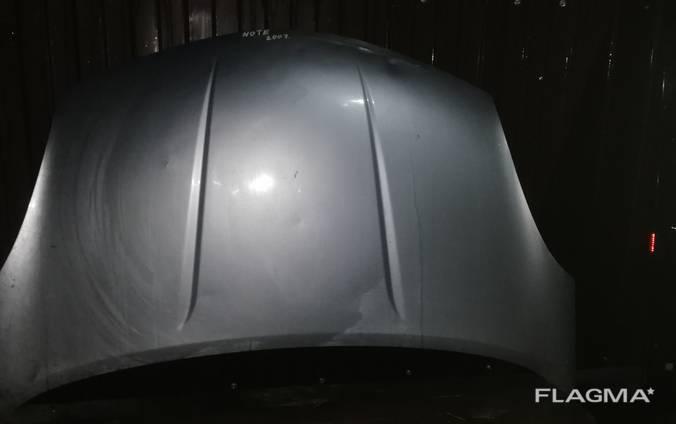 Капот Крышка Капота Nissan Note E11 07-10 Авторазборка