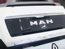 Капот MAN TGX ман тгх б/у на грузовой разборке