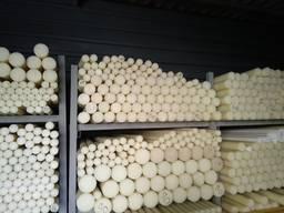 Полиамид ПА-6 стержень 65 х 1000 мм
