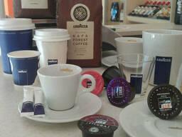 Капсульный кофе! Лавацца!