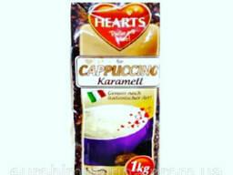 Капучино Hearts Cappuccino со вкусом холодного кофе с карамелью 1кг (Германия). ..
