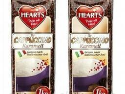 Карамельный капучино Hearts Typ Cappuccino Karamell 1 кг. ..