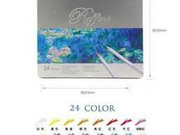 Карандаши Marco Raffine 24 цвета