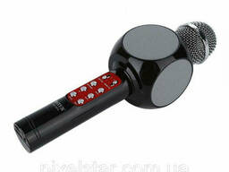 Караоке блютуз Микрофон W 1816