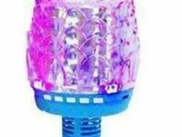 Караоке-микрофон портативный DM Q101, синий