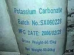 Карбонат калия