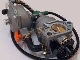 Карбюратор газ-бензин на генератор 5-6.5 кВт