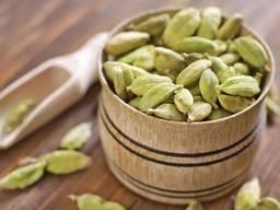 Кардамон в зернах (натуральный в/с) 1 кг