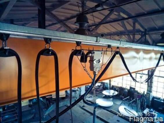 Система кабельного токоподвода типа Festoon