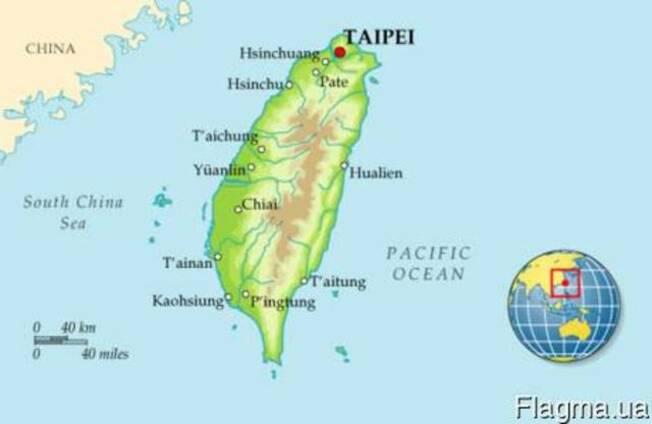 Доставка сборных грузов с Тайваня