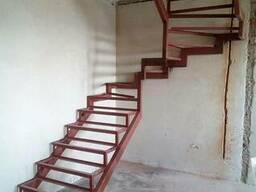 Каркас лестницы под обшивку П-образный КЛ-108