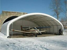 Каркасно-тентовые конструкции для авиатехники - фото 1