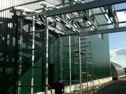 Каркасное Строительство БМЗ, Модульное Строительство, Ангары