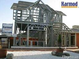 Каркасные дома Кармод